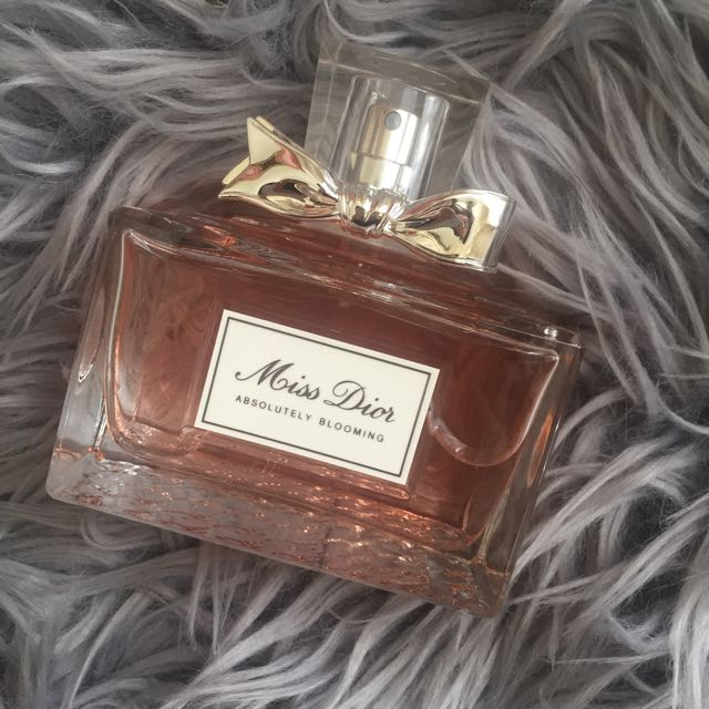 NEW Miss Dior 100ml Absolutely Blooming