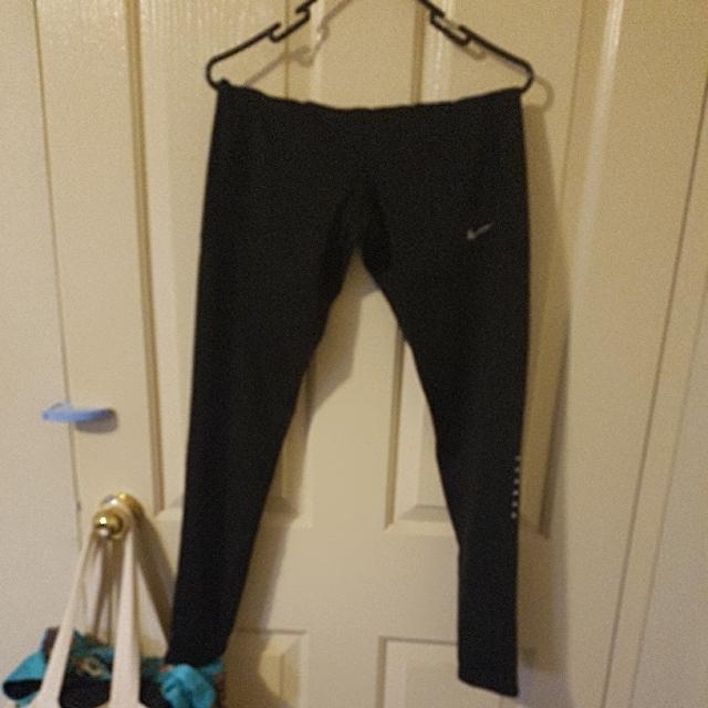 NEW NIKE dri-fit workout pants size M
