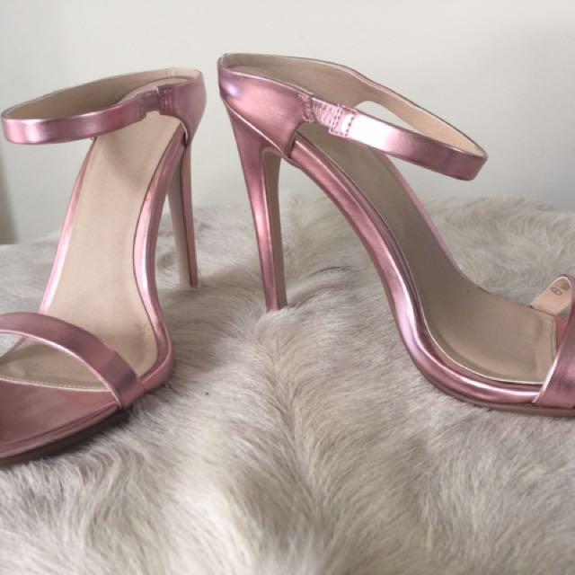 New Pink Stilettos 👠