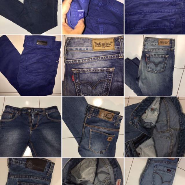 Next Jeans Original Murah Berkualitas