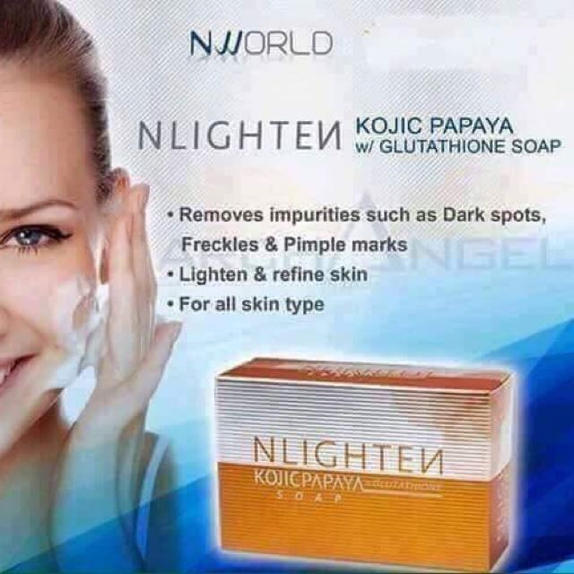 Nlighten Kojic Papaya w/ Glutathion