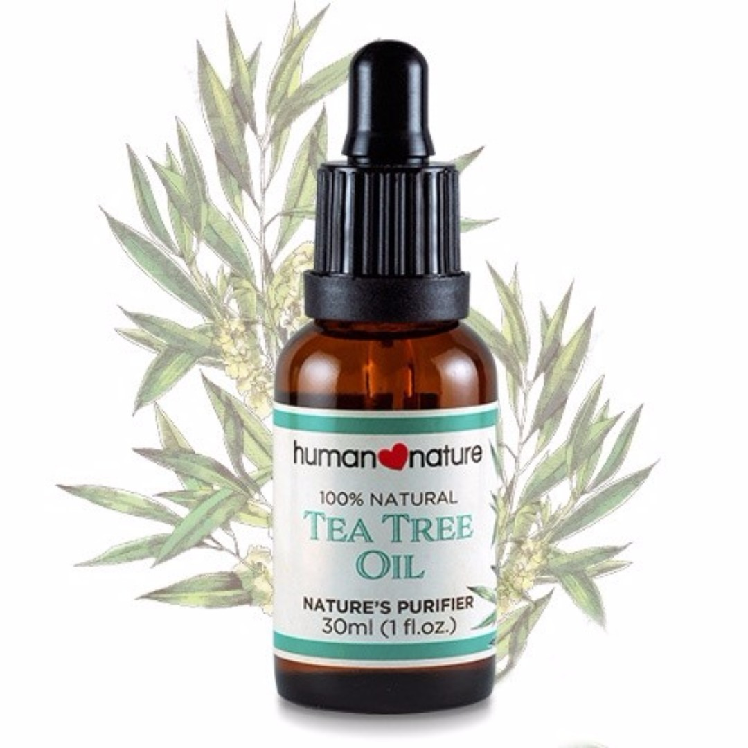 Organic and All Natural Tea Tree Oil