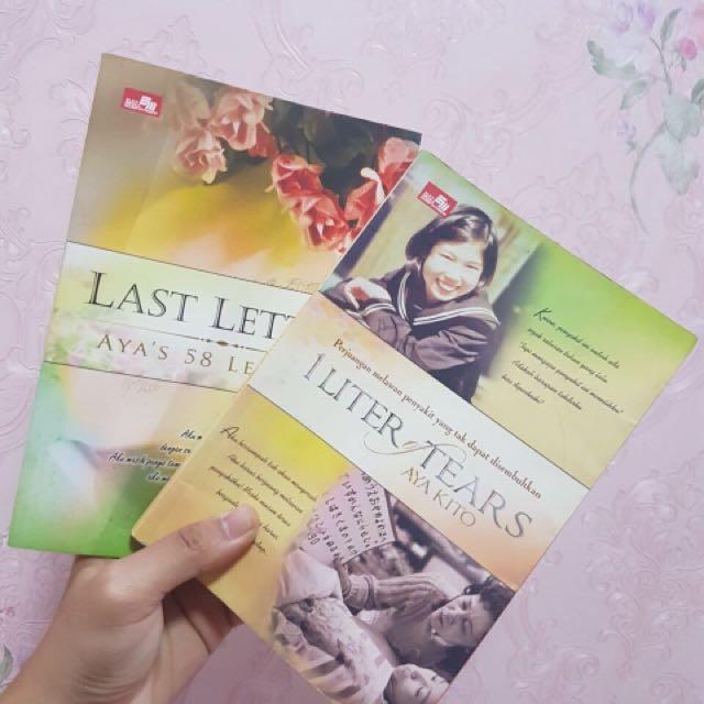 Paket Buku Aya Kito