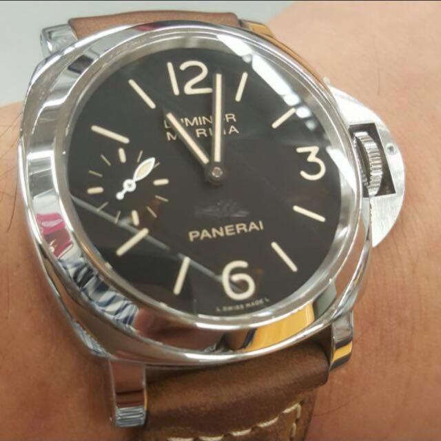 Panerai Pam00432 Singapore Boutique Limited 200 Pcs Edition