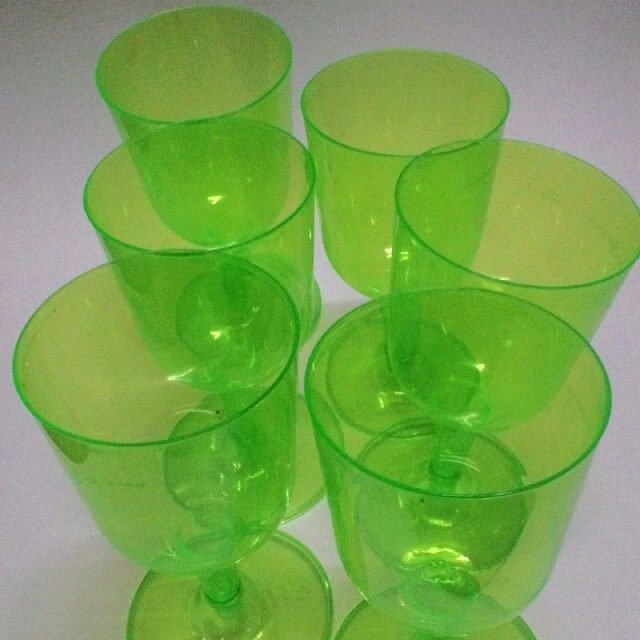 Party Disposable Wine Glasses