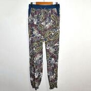 Pasley printed Trouser.