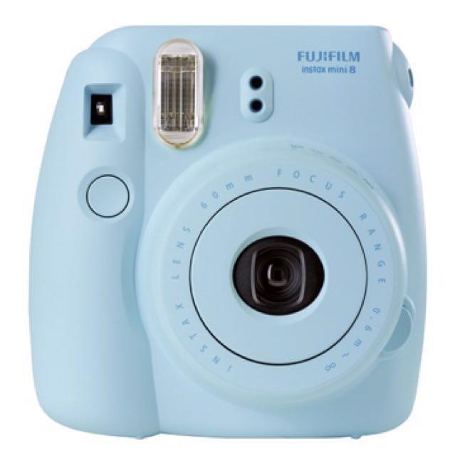 Pastel Blue Fujifilm Instax Mini 8