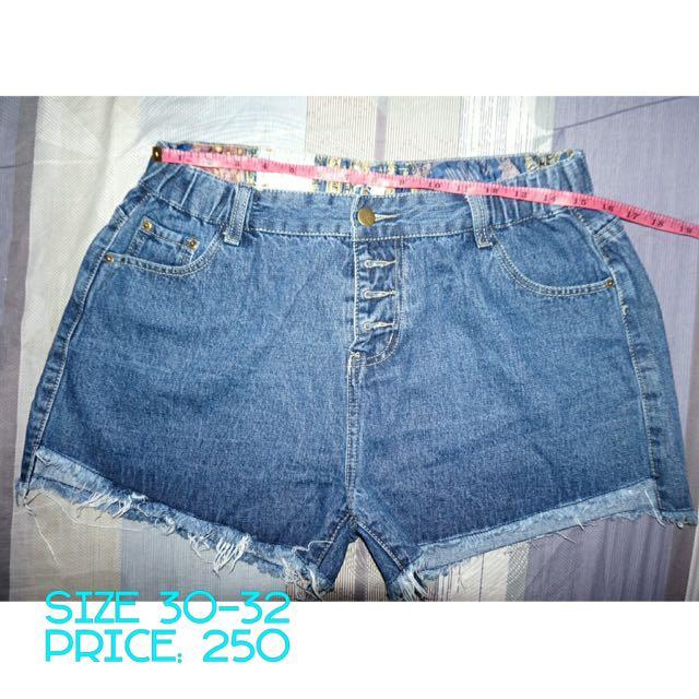 Plus Size Shorts!!