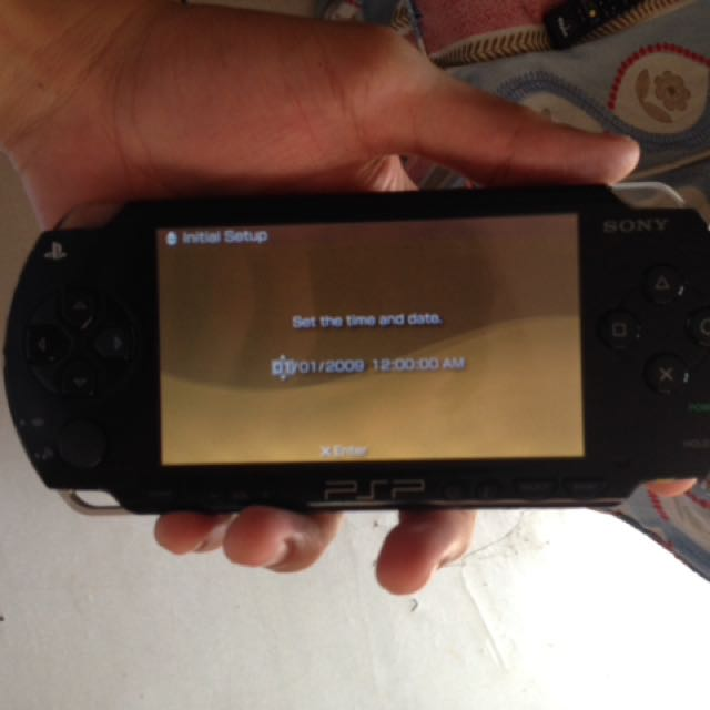 PSP FAT -defective