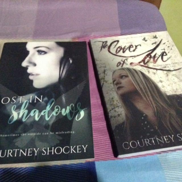SIGNED Courtney Shockey Books