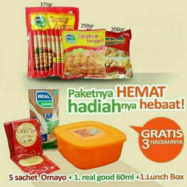 So good so nice paket hemat