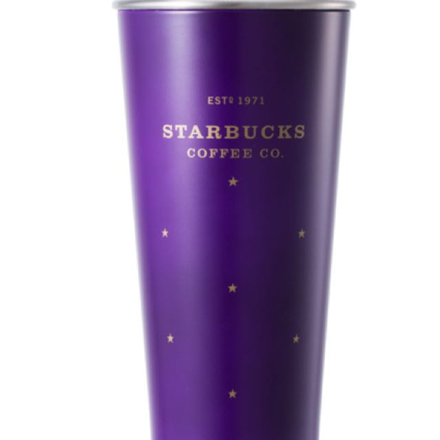 Starbucks Star Steel To Go Tumbler