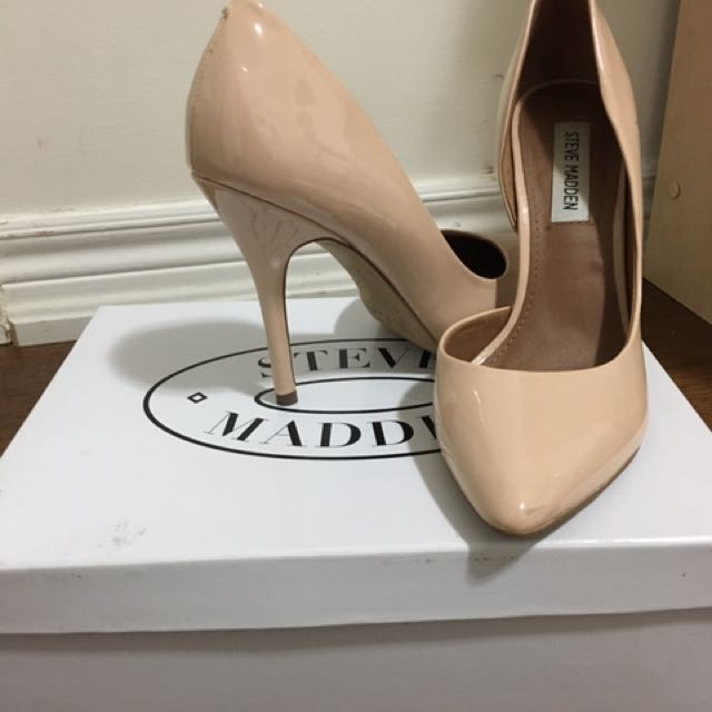 Steve Madden Nude Size 7.5