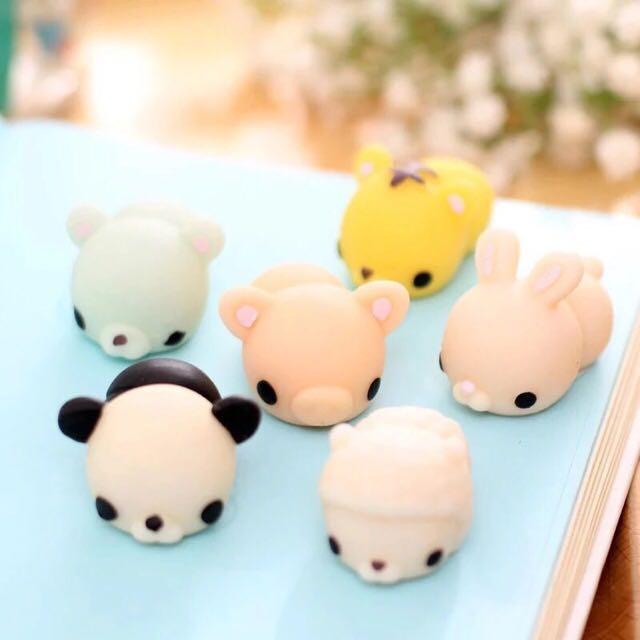 SUPER MURAH!! Squishi Mini Animal Cuteee!!