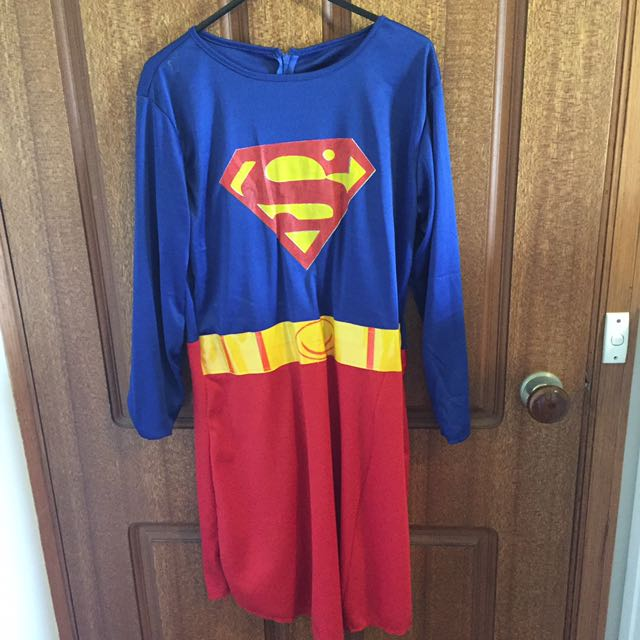 Superwoman Costume