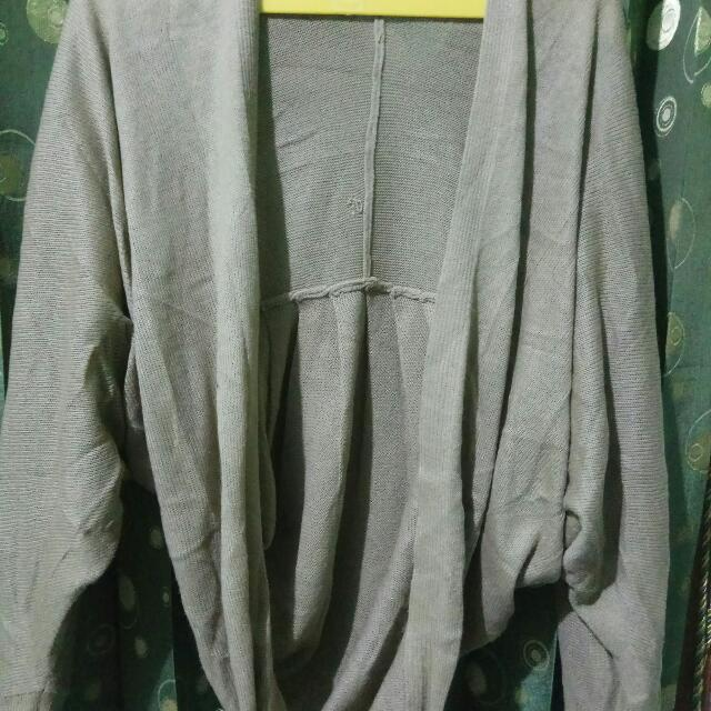 Sweater Rajut (outer)