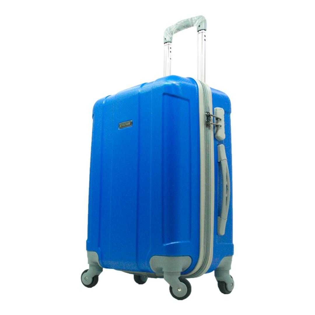 Koper Polo Hoby Abs 707 Red 24 Inch Update Daftar Harga Terbaru Tas Fiber 1 Set 20 Ampamp Coffe Bagasi Size Royal Blue Travel