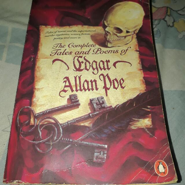 The Complete Tales And Poems Of EDGAR ALLAN POE (Versi English)