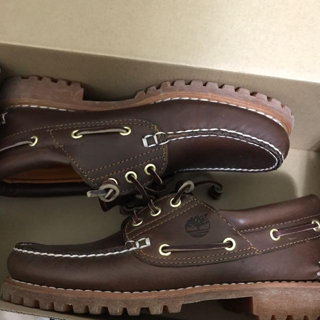 timberland工作商務男雷根經典休閒鞋
