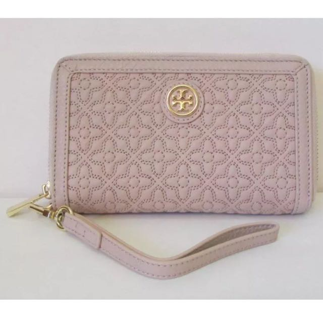 Tory Burch Wristlet - Preloved