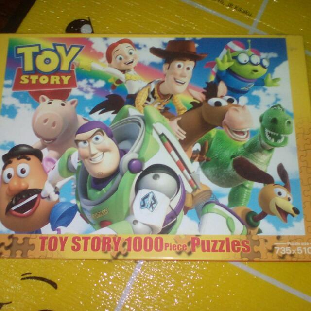 Toy Story 1000pcs Puzzle