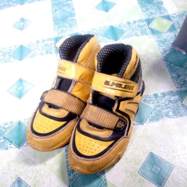 Transformer Rubber Shoes
