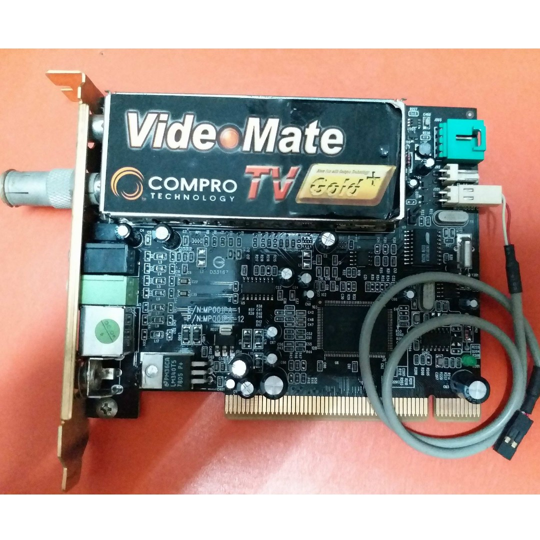 TV Card For Desktop Electronics Computers Tablets On