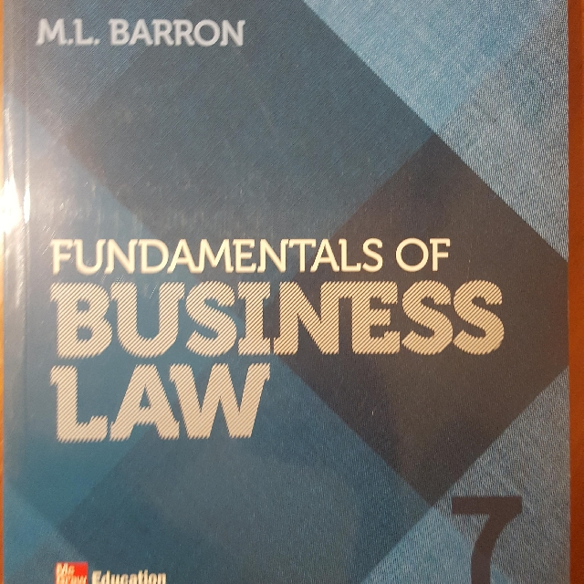 University Textbooks -Business