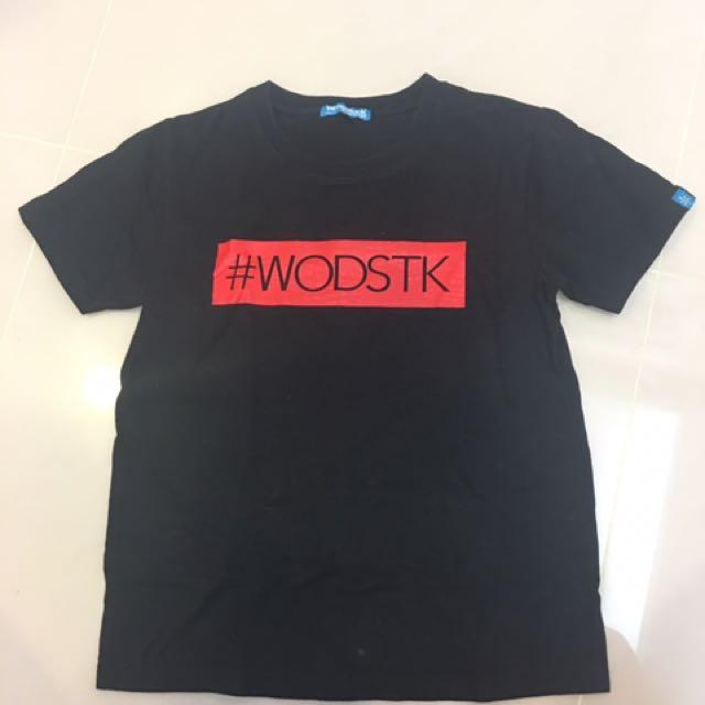 Woodstuck shirt