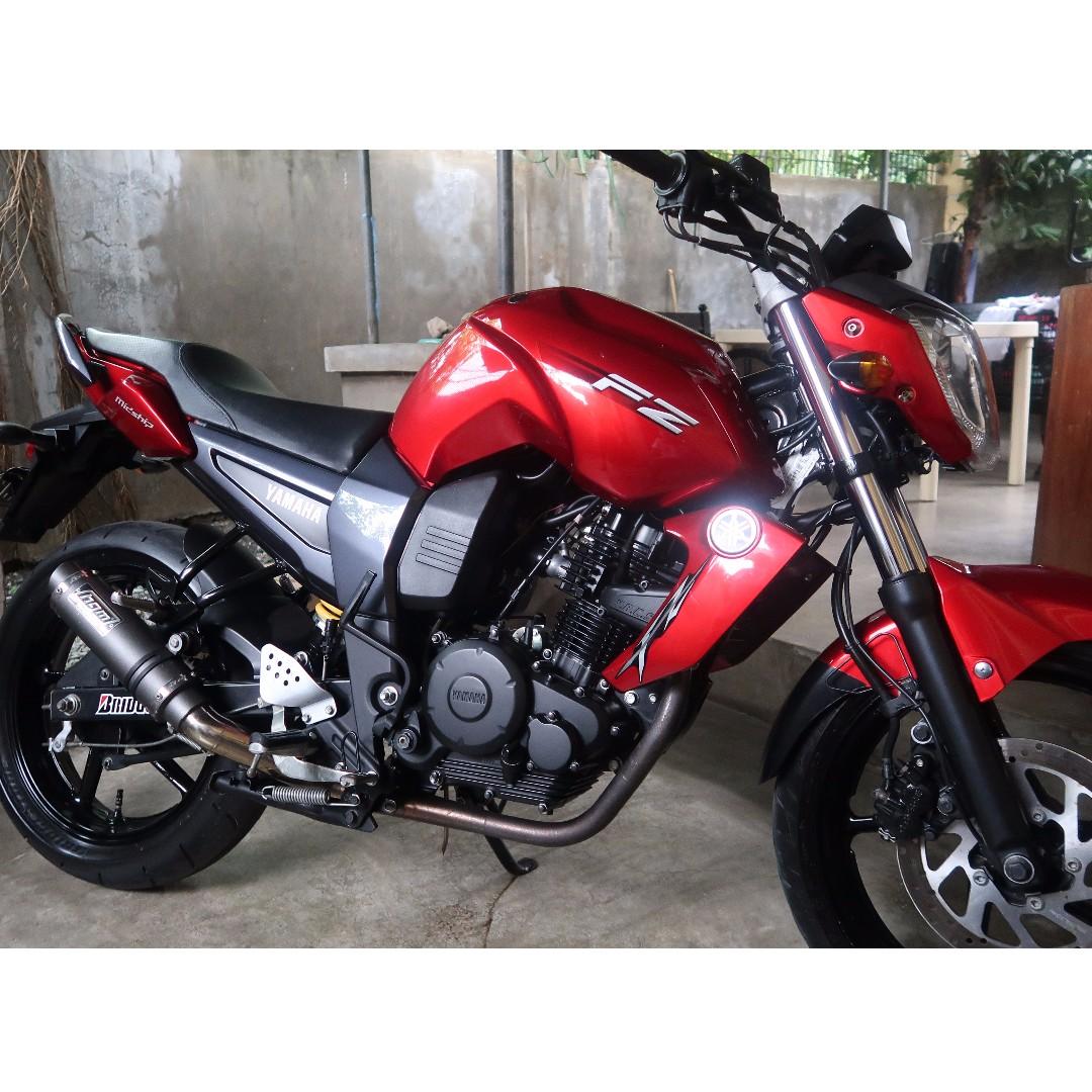 Yamaha FZ16 IPG3