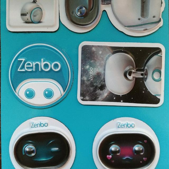 Zenbo 立體磁鐵