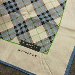 [New] Burberry Mini Scarf/ Handkerchief Handbag Warp