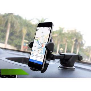 Car phone holder/ hands free handphone holder/ mobile phone mount stand