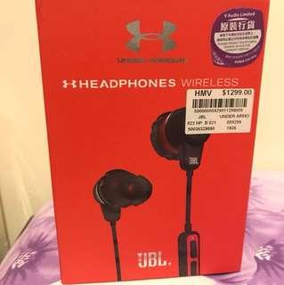 Under Armour x JBL 運動藍牙耳機