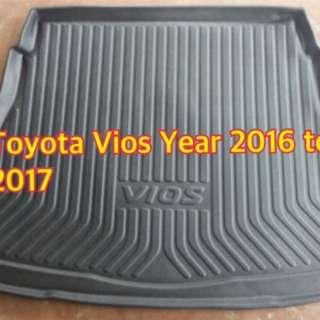 Brand New Toyota Vios Rear Cargo Trunk Tray