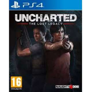 LOOKING FOR UNCHARTED LOST LEGACY