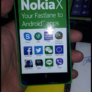 Nokia X Android Brand new