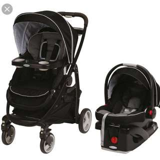 Graco Stroller System