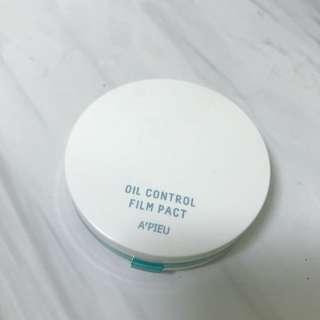 🚚 Apeiu 控油礦物蜜粉餅