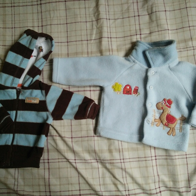 0-3mos baby sweater