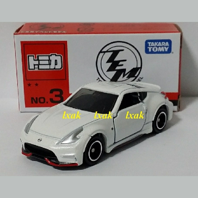 040 8 Nissan Fairlady Z Nismo An Exclusive 2017 Tomica Event Special Model 03 Toys Bricks Figurines On Carou