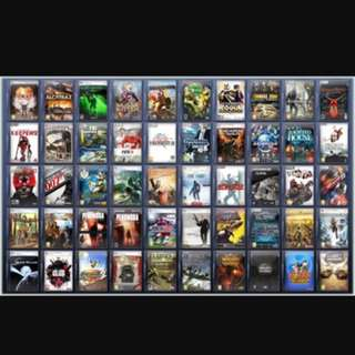 PC Game (Any of it)