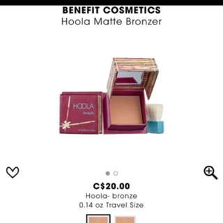 Hoola By benefit (4.0g Net Wt. 0.14 oz)