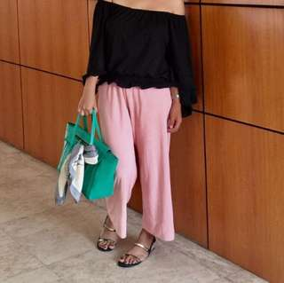 baby pink square pants