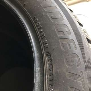 Bridgestone Blizzak Winter Tire