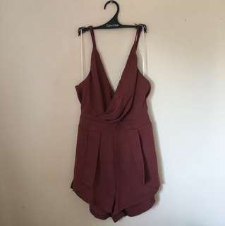 ✨Mauve Playsuit ✨