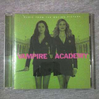Vampire Academy OST