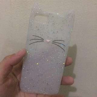 Kate Spade Glitter Cat Case Iphone 5/5s/SE