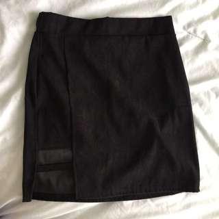 Cute cutout skirt