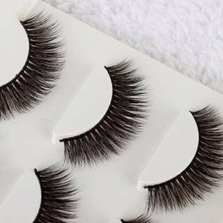 Affordable 3D lashes from factory